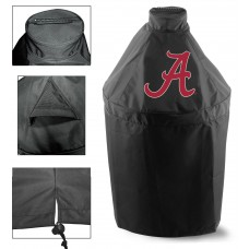 Green Egg Grill Cover with University of Alabama Logo