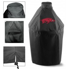 Green Egg Grill Cover with University of Arkansas Logo