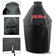 Green Egg Grill Cover with MMississippi State Logo