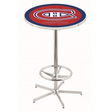 Montreal Canadians Pub Table