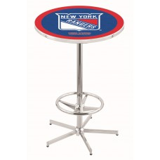 New York Ranger Pub Table