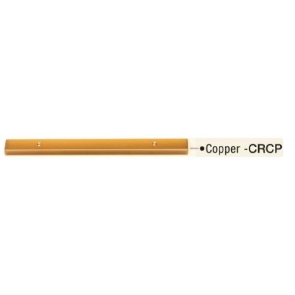 Copper Foot Rails